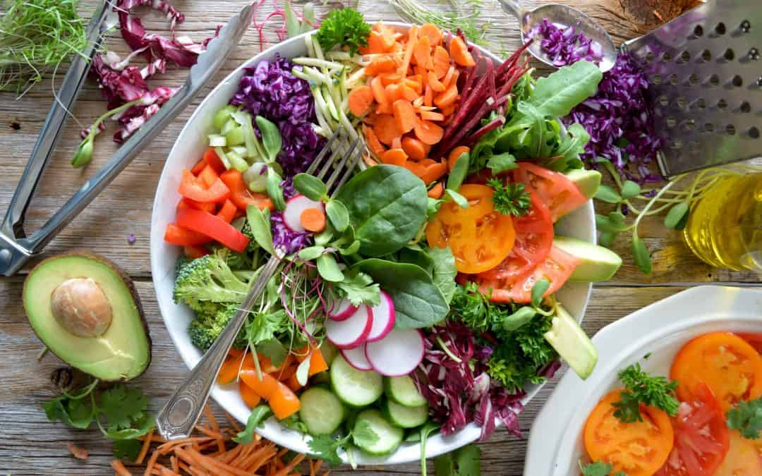 A Beltane Vegan Feast!